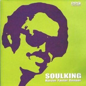 """Harder, Faster, Deeper / Mr Beach - 7"""" Vinyl / Soulking / 2000"""