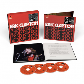 Eric Clapton - 4CD (Deluxe Edition) / Eric Clapton / 1970/2021