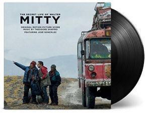 The Secret Life of Walter Mitty - LP /  José Gonzaléz | soundtrack / 2013/2020