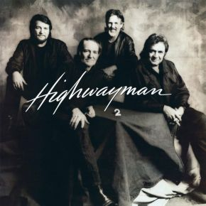 Highwayman 2 - LP / Waylon Jennings | Willie Nelson | Johnny Cash | Kris Kristofferson / 1990 / 2017