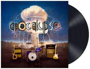 The Apocalypse Blues Revue - LP / The Apocalypse Blues Revue / 2016