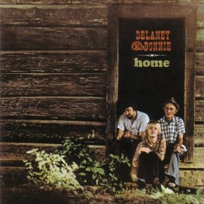 Home - LP / Delaney & Bonnie / 1969