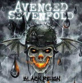 """Black Reign - 10"""" Vinyl EP / Avenged Sevenfold / 2018"""