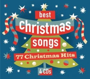 Best Christmas Songs - 77 Christmas Hits - 4CD / Various Artists / 2018
