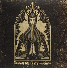 """Latch To A Grave - 7"""" / Winterfylleth / 2018"""