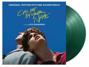 Call Me By Your Name (Official Sountrack) - 2LP (Grøn Vinyl) / Various Artists   Soundtrack / 2017/2021