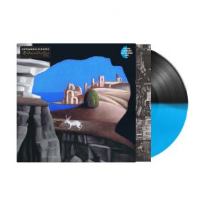 Dreamers Are Waiting - LP (Sort/Blå Split Vinyl) / Crowded House / 2021