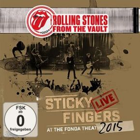 Sticky Fingers Live At The Fonda Theatre - CD+DVD / Rolling Stones / 2017