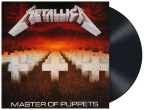 Master Of Puppets - LP / Metallica / 1986 / 2017