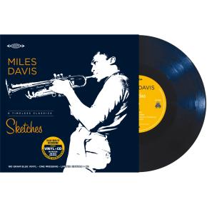 Sketches - LP+CD (RSD 2021 Blå Vinyl) / Miles Davis / 2021
