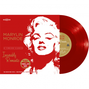 Incurably Romantic - LP+CD (RSD 2021 Rød Vinyl) / Marilyn Monroe / 2021