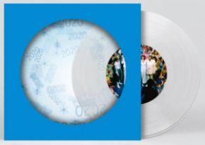 "Happy New Year - 7"" Klar Vinyl / Abba / 1980 / 2019"