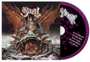 Prequelle - CD (Deluxe) / Ghost / 2018