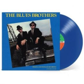 The Blues Brothers - LP (Limited NAD Farvet vinyl) / The Blues Brothers | Soundtrack / 1980 / 2020
