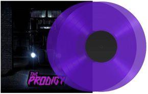 No Tourists - 2LP (Klar Violet Vinyl) / The Prodigy / 2018