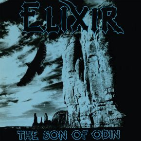 The Son Of Odin - LP (Farvet Vinyl) / Elixir / 1986/2020