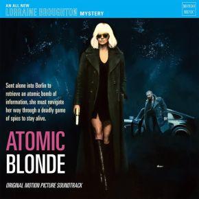Atomic Blonde Soundtrack - LP (Pink vinyl) / Tyler Bates | Soundtrack / 2017