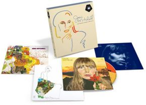 The Reprise Albums (1968-1971) - 4CD (Boxset) / Joni Mitchell / 2021