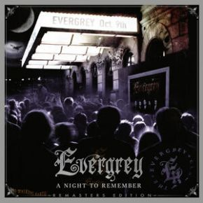 A Night To Remember - 2CD+2DVD (Boxset) / Evergrey / 2004/2021