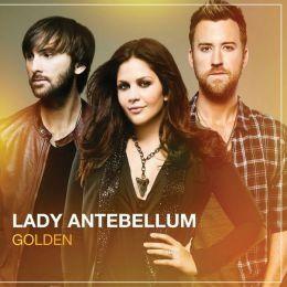 Golden - CD / Lady Antebellum / 2013