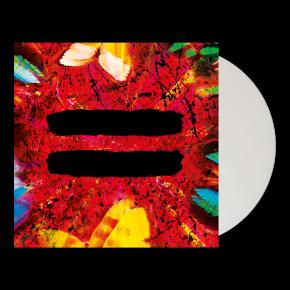 = - LP (Hvid vinyl) / Ed Sheeran / 2021