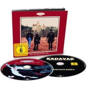 For the dead travel fast - CD+BD / Kadavar / 2019
