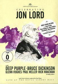 Celebrating Jon Lord The Composer - dvd / Jon Lord / 2014