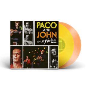 Live At Montreux 1987 - 2LP (Gul/Orange Vinyl) / Paco De Lucia & John McLaughlin / 2016/2020