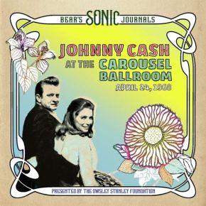 Bear's Sonic Journals - CD / Johnny Cash / 2021