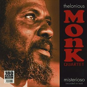 Misterioso (Recorded On Tour) - LP / Thelonious Monk Quartet / 1965/2016