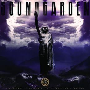 Satanoscillatemymetallicsonatas - EP (RSD Black Friday 2016 Vinyl) / Soundgarden / 2016