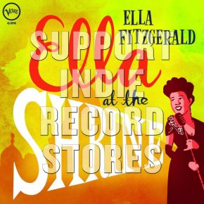 Ella At The Shrine - LP (RSD BF 2018 Gul Vinyl) / Ella Fitzgerald / 2018