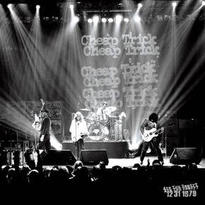 Are You Ready - Live 12/31/1979 - 2LP (RSD Black Friday 2019 Vinyl) / Cheap Trick / 2019