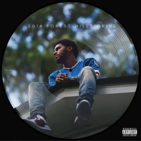 """2014 Forest Hills Drive EP - 12"""" (RSD Black Friday 2019 Picture Disc Vinyl) / J. Cole / 2019"""