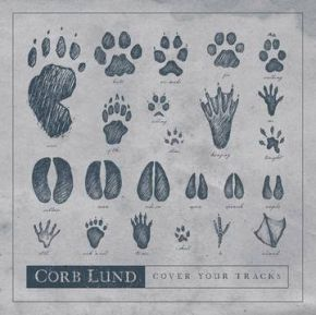 Cover Your Tracks - LP (RSD 2020 Farvet Vinyl) / Corb Lund / 2020