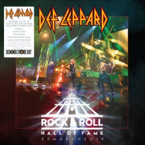 Rock & Roll Hall Of Fame 29 March 2019 - LP (RSD 2020 Vinyl) / Def Leppard / 2020