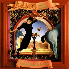 Angel With A Lariat - LP (RSD 2020 Farvet Vinyl) / K.D. Lang And The Reclines / 1987 / 2020