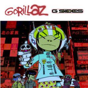 G-Sides - LP (RSD 2020 Vinyl) / Gorillaz / 2001 / 2020
