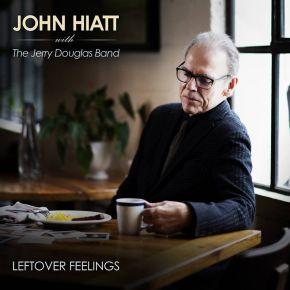 Leftover Feelings - LP (Blå Marmor Vinyl) / John Hiatt | The Jerry Douglas Band / 2021
