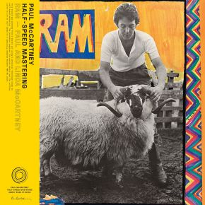 Ram (50th Anniversary Edition) - LP / Paul & Linda McCartney / 1971 / 2021