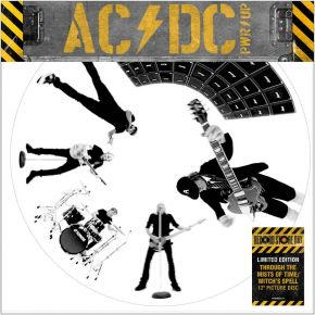 """Through The Mists Of Time / Witch's Spell - 12"""" Picture Disc (RSD 2021 Vinyl) / AC/DC / 2021"""