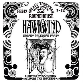 Greasy Truckers Party - 2LP (RSD 2021) / Hawkwind / 2021