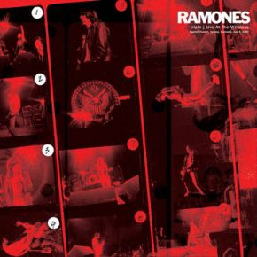 "triple J Live at the Wireless Capitol Theatre, Sydney, Australia, July 8, 1980 - 12"" LP (RSD 2021 Vinyl) / Ramones / 2021"