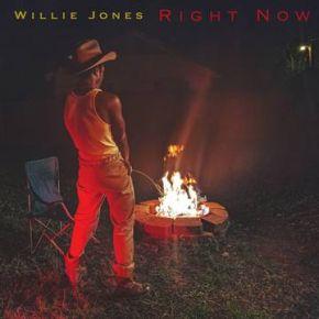 Right Now - LP (RSD 2021 Vinyl) / Willie Jones / 2021