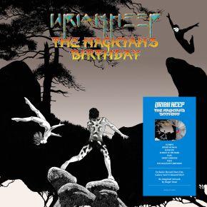 "The Magician's Birthday - LP (RSD 2021 Grå Marble ""Galaxy Swirl"" Vinyl) / Uriah Heep / 1972/2021"