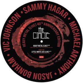 "Heavy Metal (Live) - 12"" Vinyl (RSD 2021 Picture Disc Vinyl) / Sammy Hagar & The Circle / 2021"
