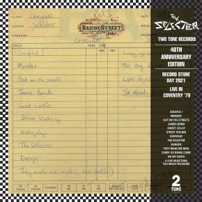 Live In Coventry 1979 - LP (RSD 2021 Klar Vinyl) / The Selecter / 2021