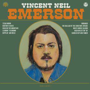 Vincent Neil Emerson - CD / Vincent Neil Emerson / 2021