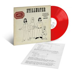 Stillwater Demos - LP (RSD 2021 Rød Vinyl) / Stillwater | Nancy Wilson | Peter Frampton / 2021
