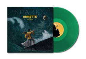 Annette - LP (Grøn vinyl) / Sparks | Soundtrack / 2021